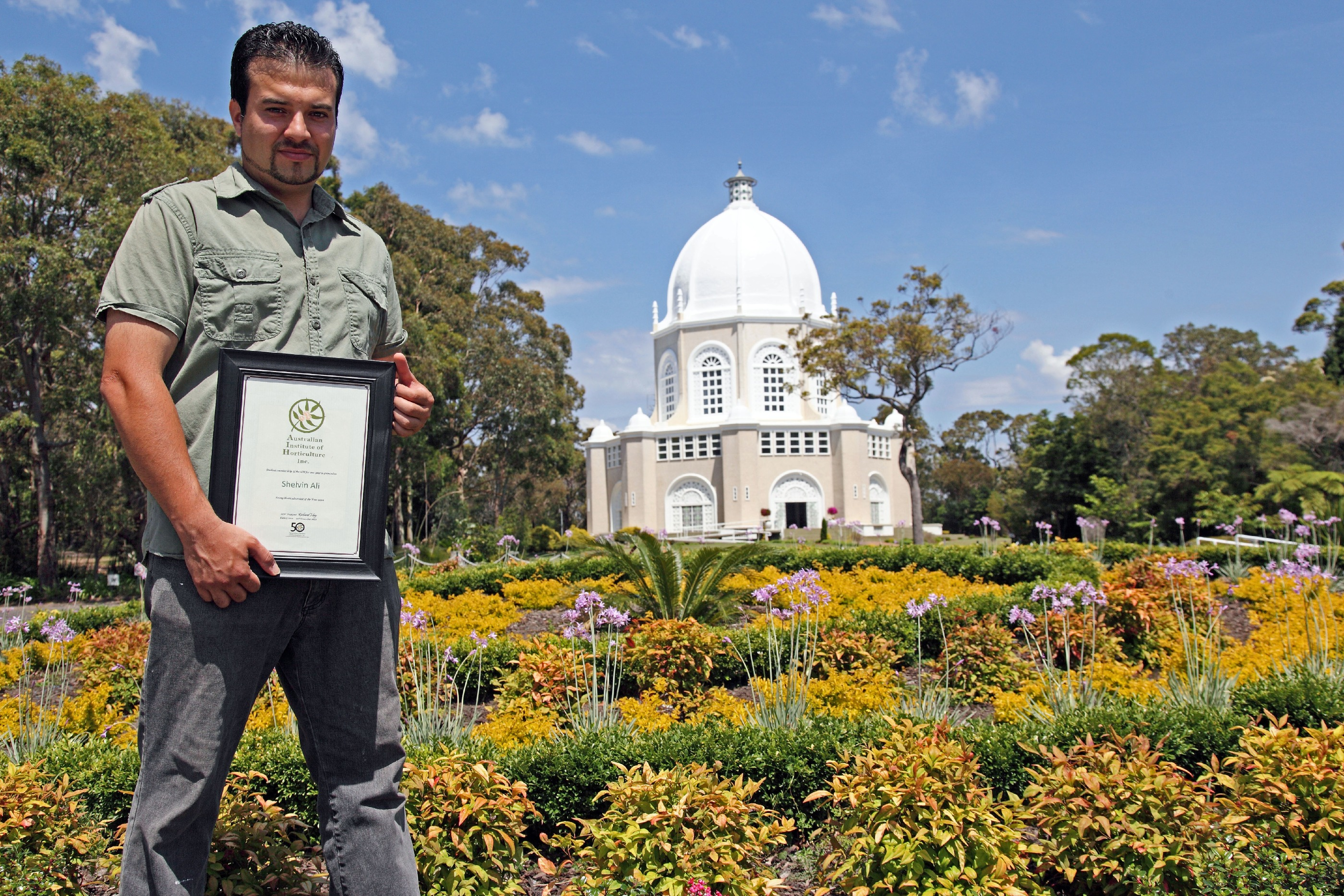 how to become a horticulturist in australia