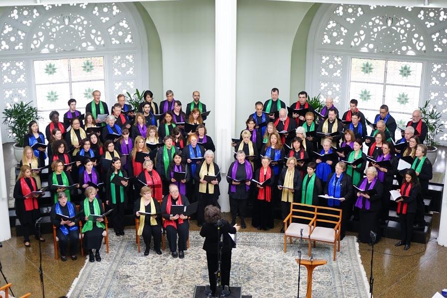 Baha'i Choral Festival returns