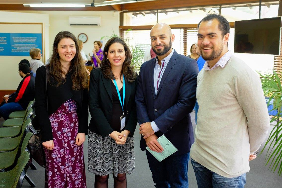 Youth link interfaith experience to peace