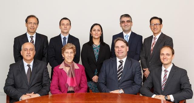 Delegates elect governing body